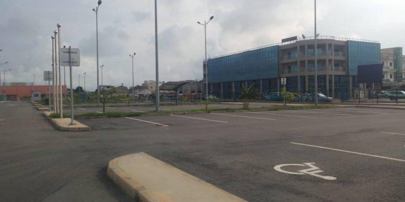 AERCO Parking aéroport Pointe Noire