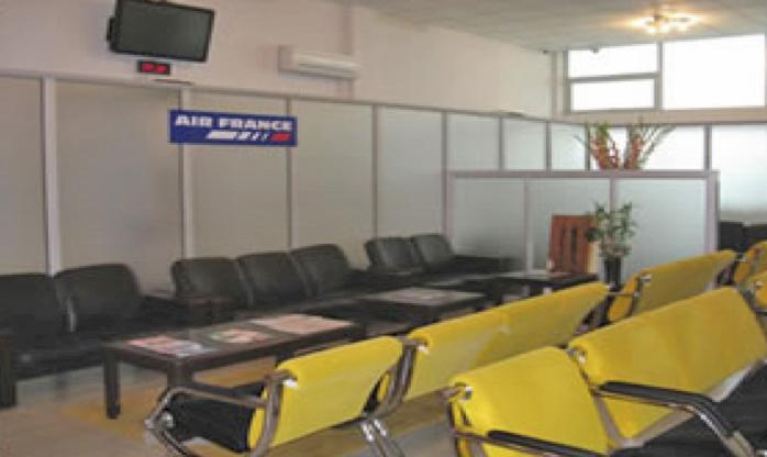 business lounge soleil voyage