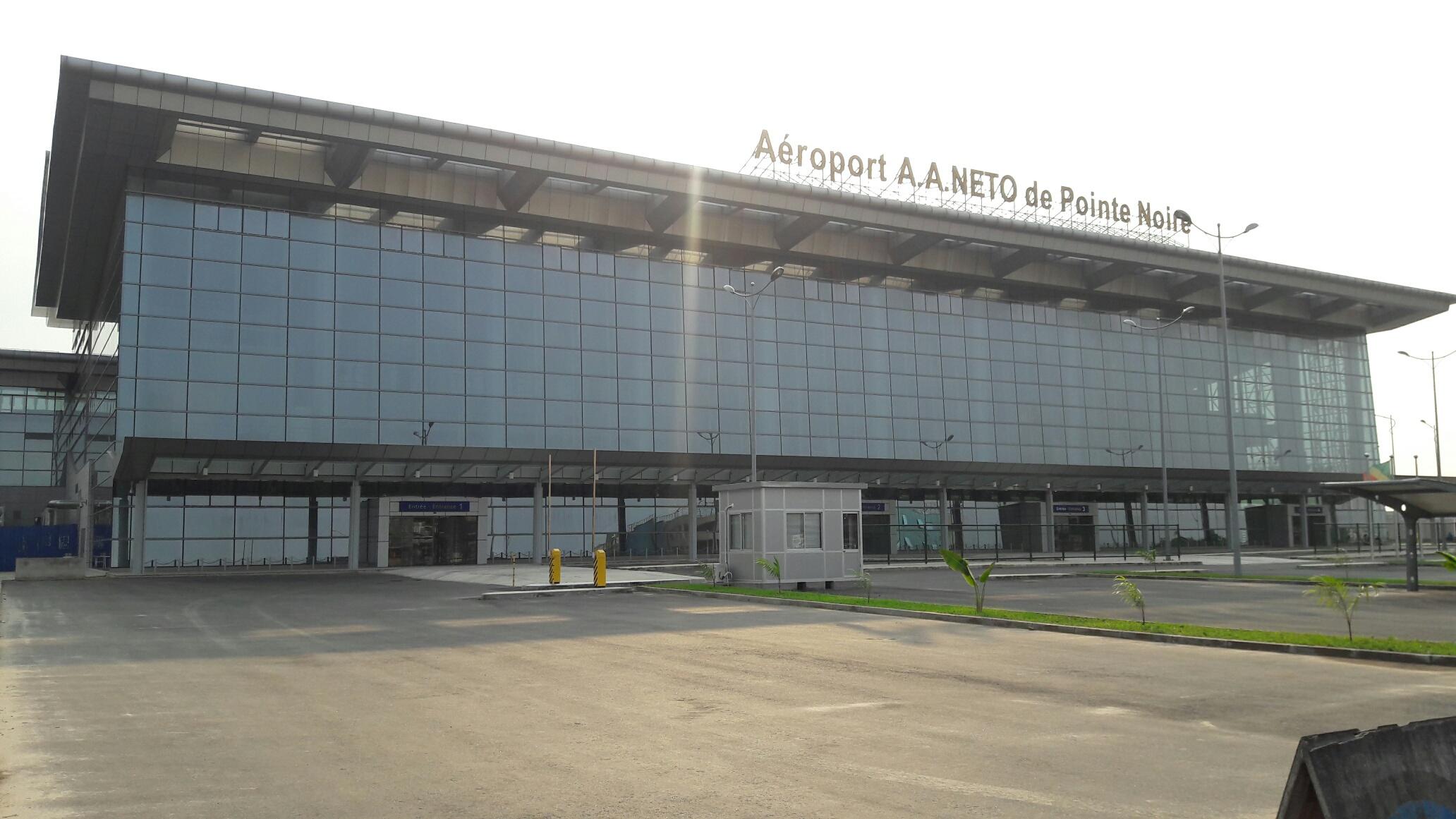 Galerie photos - Aéroport International Agostinho Neto Pointe-Noire